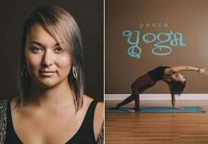 Peace Yoga Teachers Courtney Cronis