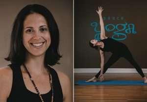 Peace Yoga Teacher Debbie Welch