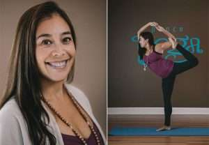 Peace Yoga Teacher Gemma Clasing
