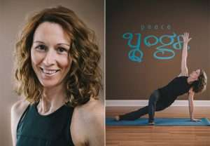 Peace Yoga Teacher Jennifer DeLoriers