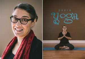 Peace Yoga Teacher Kerry Martinez