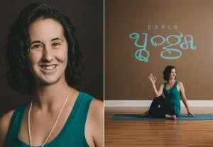 Peace Yoga Teachers Laura Bayne