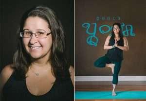 Peace Yoga Teacher Lauren Glendon