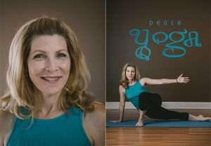 Peace Yoga Teacher Linda O'Brien