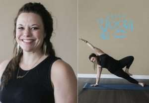Peace Yoga Teacher Adrienne Keatts
