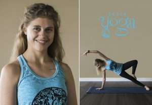 Peace Yoga Teacher Lydia Willig