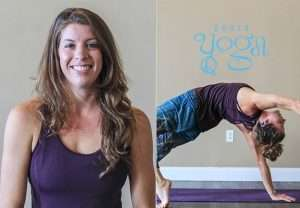 Peace Yoga Teacher Sarah Canter